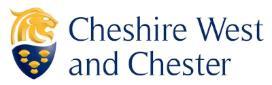 Cheshire West and Cheshire Logo