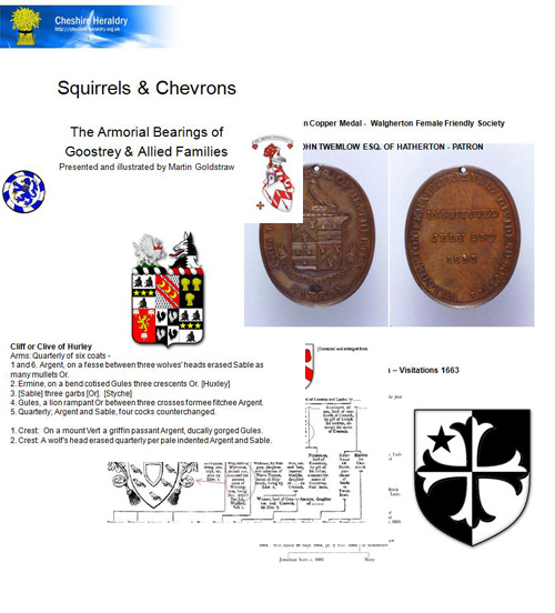 Squirrels and Chevrons - an heraldic lecture