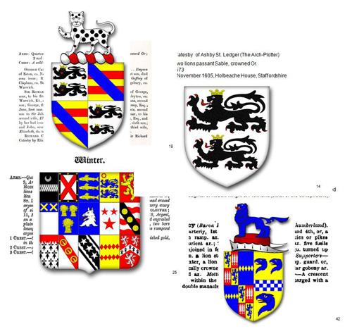 The Gunpowder Plotters - an heraldic lecture