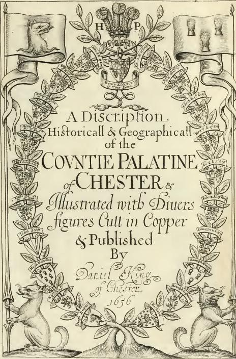frontispiece from antique book shakespearecomedies