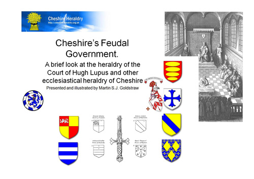 Cheshire's Feudal Government