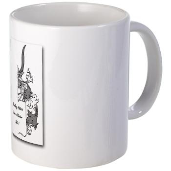 Heraldry Addicts Mug