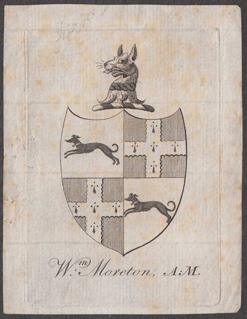 Moreton Bookplate