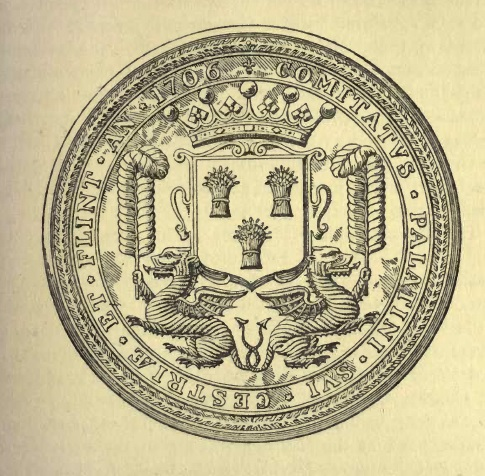 Chester Palatinate Court Seal